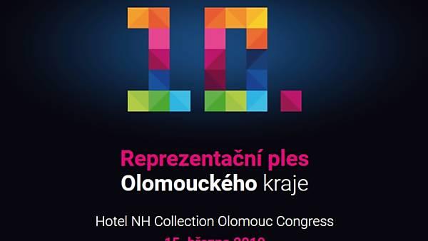 Reprezentační ples Olomouckého kraje