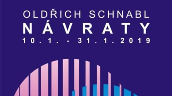 Výstava Oldřicha Schnabla - Návraty