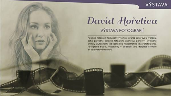 David Hořelica – Výstava fotografií