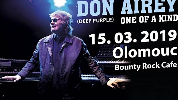 Don Airey (Deep Purple) & Friends (GB) SOLD OUT