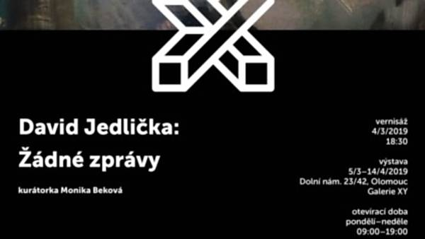 David Jedlička: Žádné zprávy
