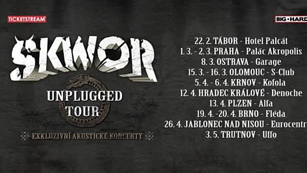 ŠKWOR - Unplugged Tour