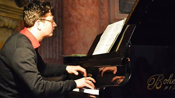 Marek Keprt - klavírní recitál
