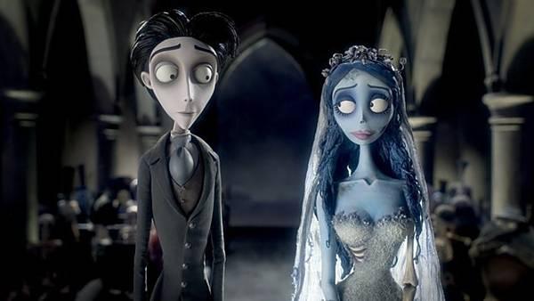 FilmBrunch: Mrtvá nevěsta Tima Burtona