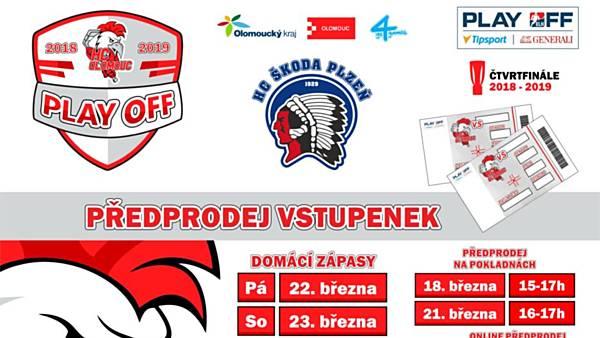 HC Olomouc vs. Škoda Plzeň