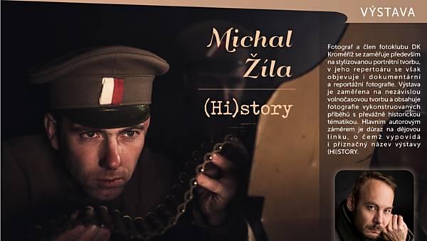 Michal Žíla – (Hi)story