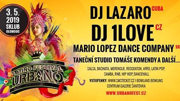Latino festival Urbano 2019