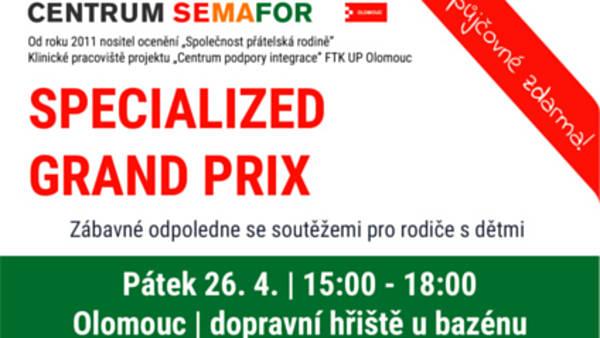 Specialized Grand Prix