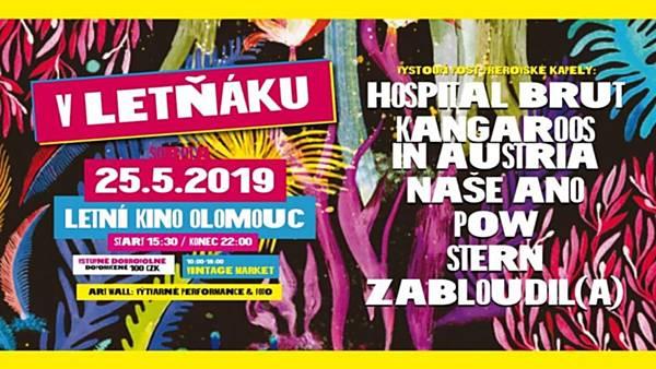 V Letňáku festival - Olomouc
