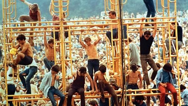 Woodstock: 3 dny míru a hudby