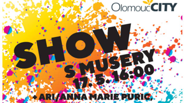 Show s MUSERY v Olomouc CITY