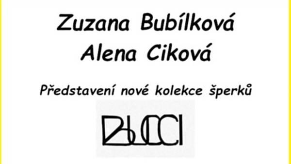 Kolekce šperků Zuzany Bubílkové a Aleny Cikové