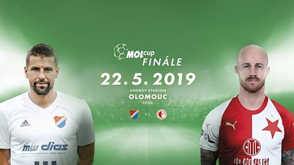 Finále MOL Cupu 2018/2019: FC Baník Ostrava - SK Slavia Praha