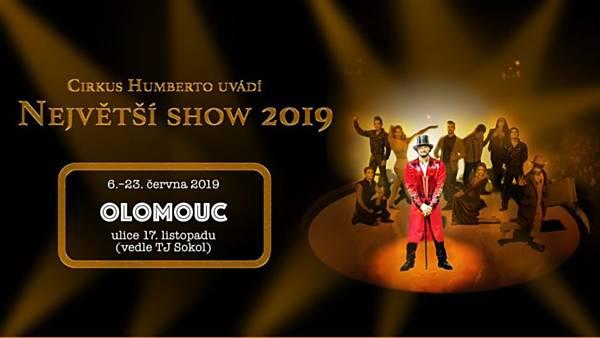 Největší show 2019