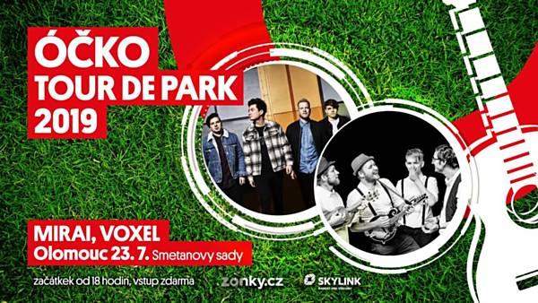 ÓČKO TOUR DE PARK Olomouc