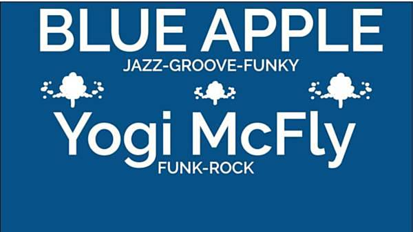 Blue Apple a Yogi McFly