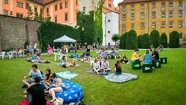 Zaparkuj Fest! - Nabalkoně Orchestra / Beats