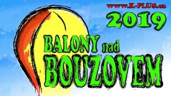 Balóny nad Bouzovem 2019