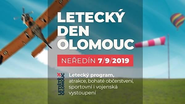 Letecký den Olomouc 2019