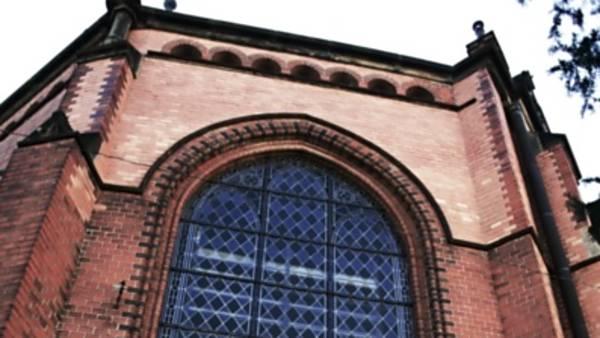 Den otevřených dveří ve Vědecké knihovně v Olomouci - Červený kostel