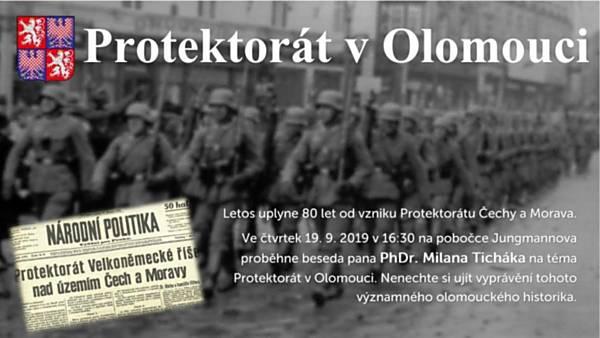 Protektorát v Olomouci