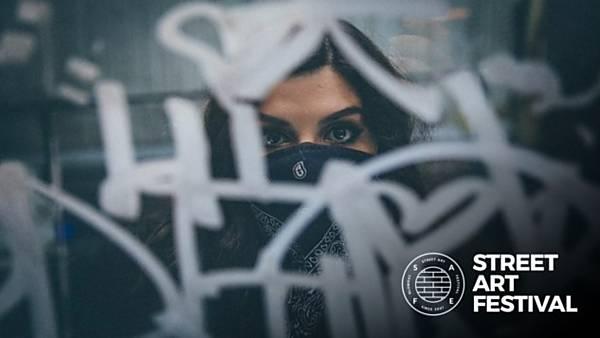 StreetArt Festival: Sany -