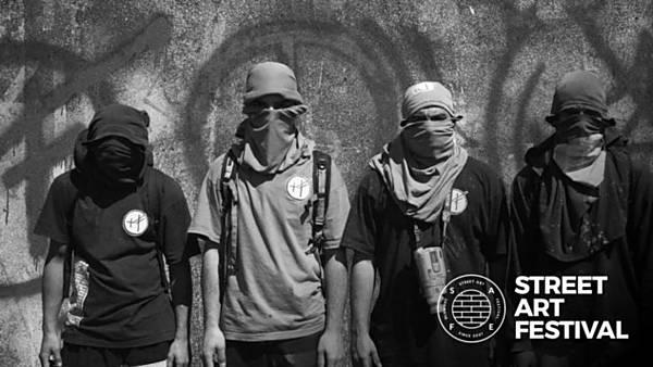 StreetArt Festival: Pixadores - sprejeři ze São Paula