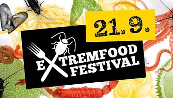 Extrem food a travel festival Olomouc 2019