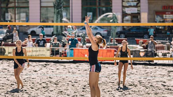 Beach sports 2019
