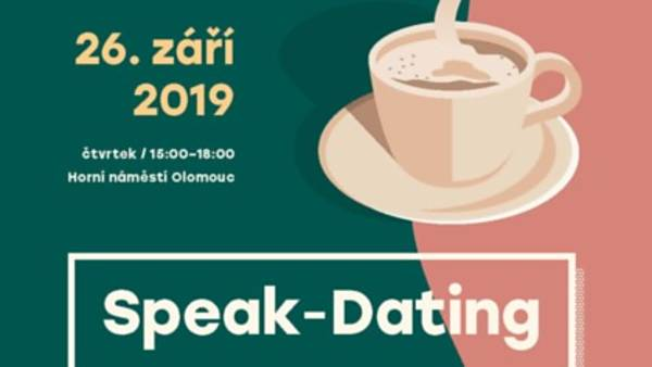 Speak-Dating 2019