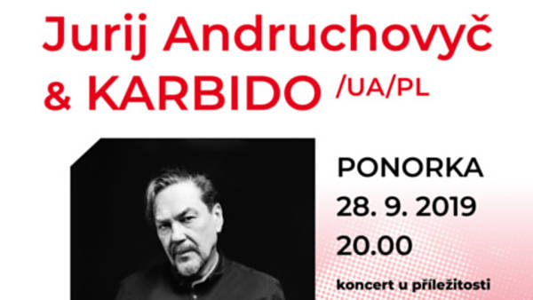 Jurij Andruchovyč & KARBIDO