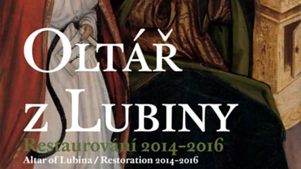 Oltář z Lubiny|Restaurování 2014–2016