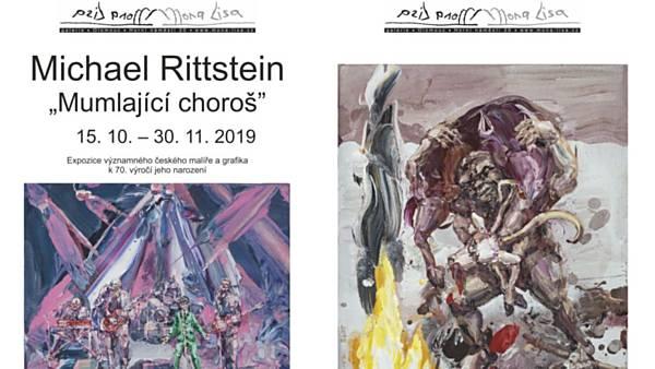 Michael Rittstein: Mumlající choroš