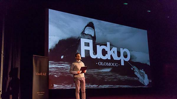 FuckUp Night Olomouc Vol. IV