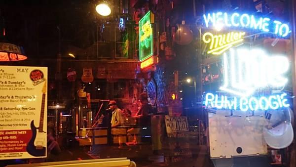 Siréna párty: Blues trip USA