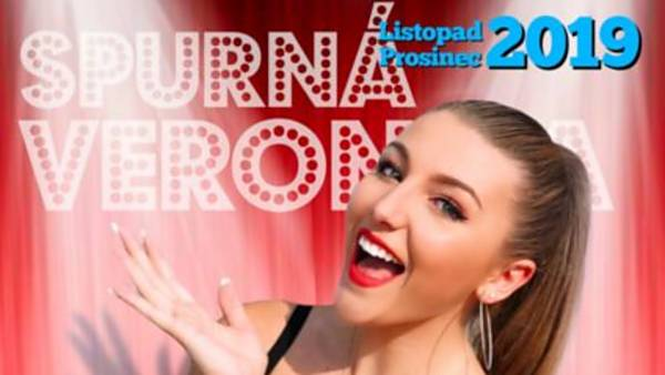 This is me tour / Veronika Spurná