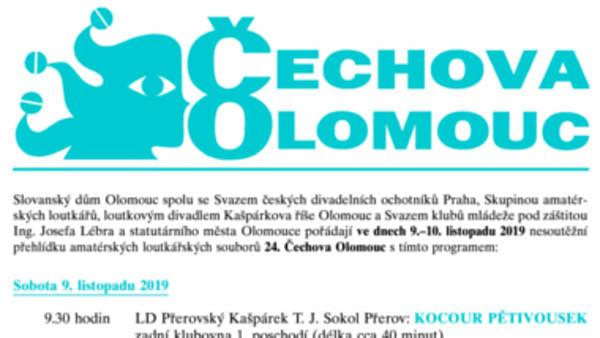 Čechova Olomouc