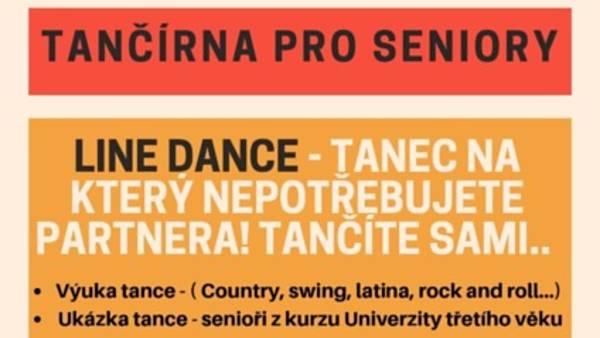 Tančírna pro seniory