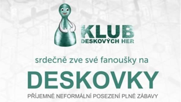 Deskovky – Listopad 2019