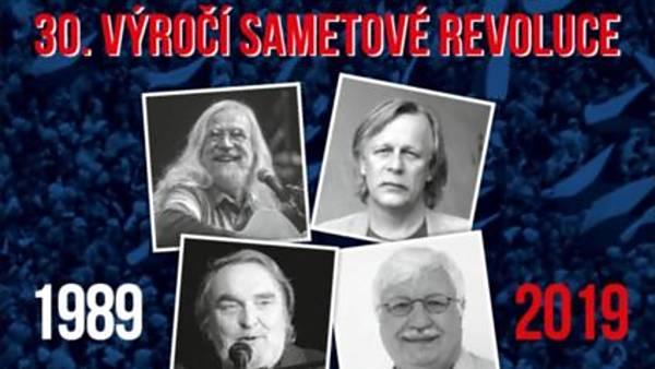 Slavnostní koncert ke 30. výročí Sametové revoluce
