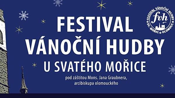 Festival vánoční hudby - Bára Basiková