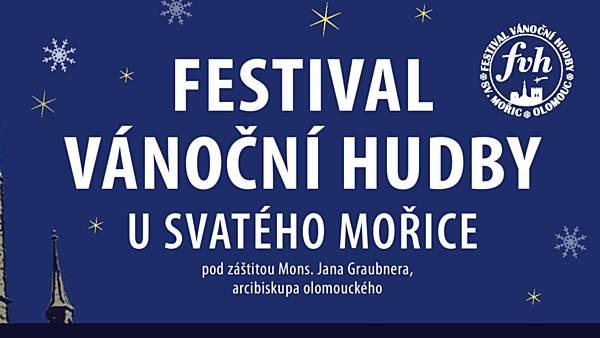 Festival vánoční hudby - Vánoční koncert v podání pěveckých sborů ZUŠ CAMPANELLA Olomouc