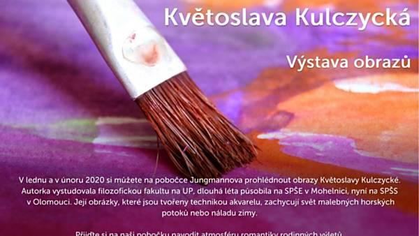 Květoslava Kulczycká – Výstava obrazů