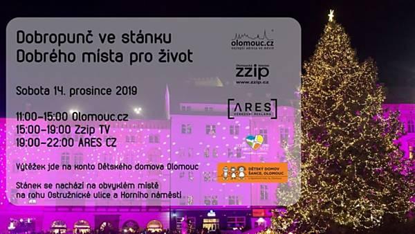 Dobropunč (Olomouc.cz, ZZIP TV, ARES CZ)