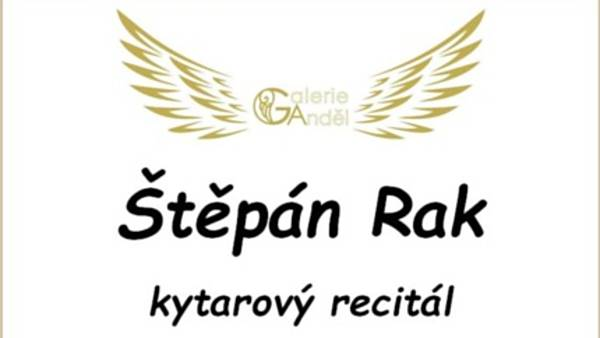 Štěpán Rak - kytarový recitál
