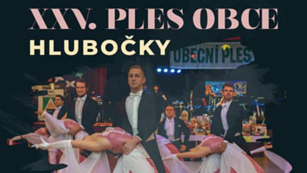 XXV. Ples obce Hlubočky