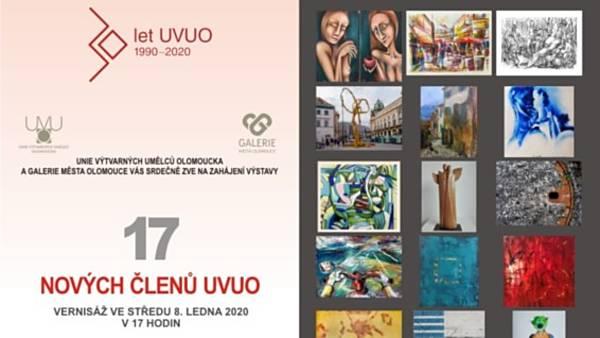 17 nových členů UVUO