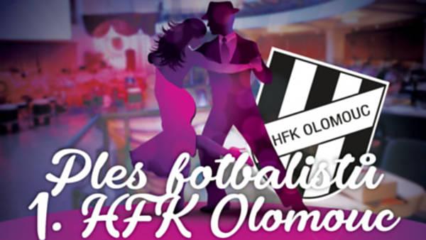 Fotbalový ples 1.HFK Olomouc