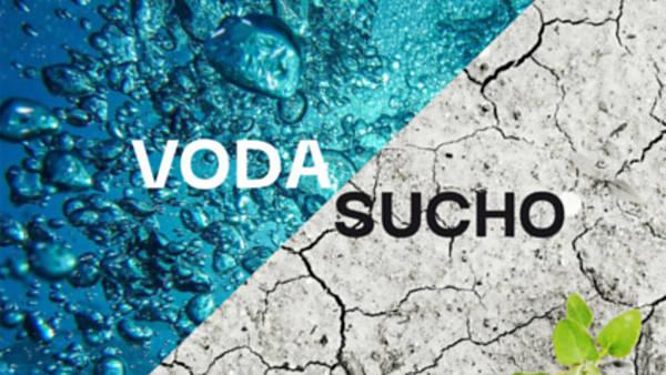 Voda–sucho