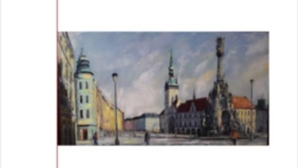 Josef Chrena: obrazy